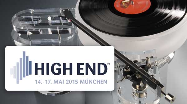 Scheu High End München 2015