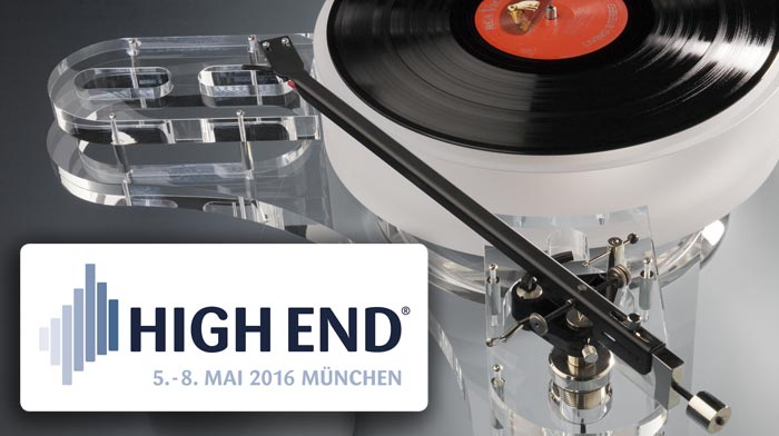 Scheu High End München 2016