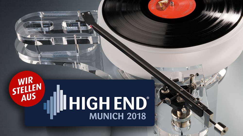 Scheu High End München 2018